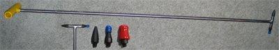 Traing rod set
